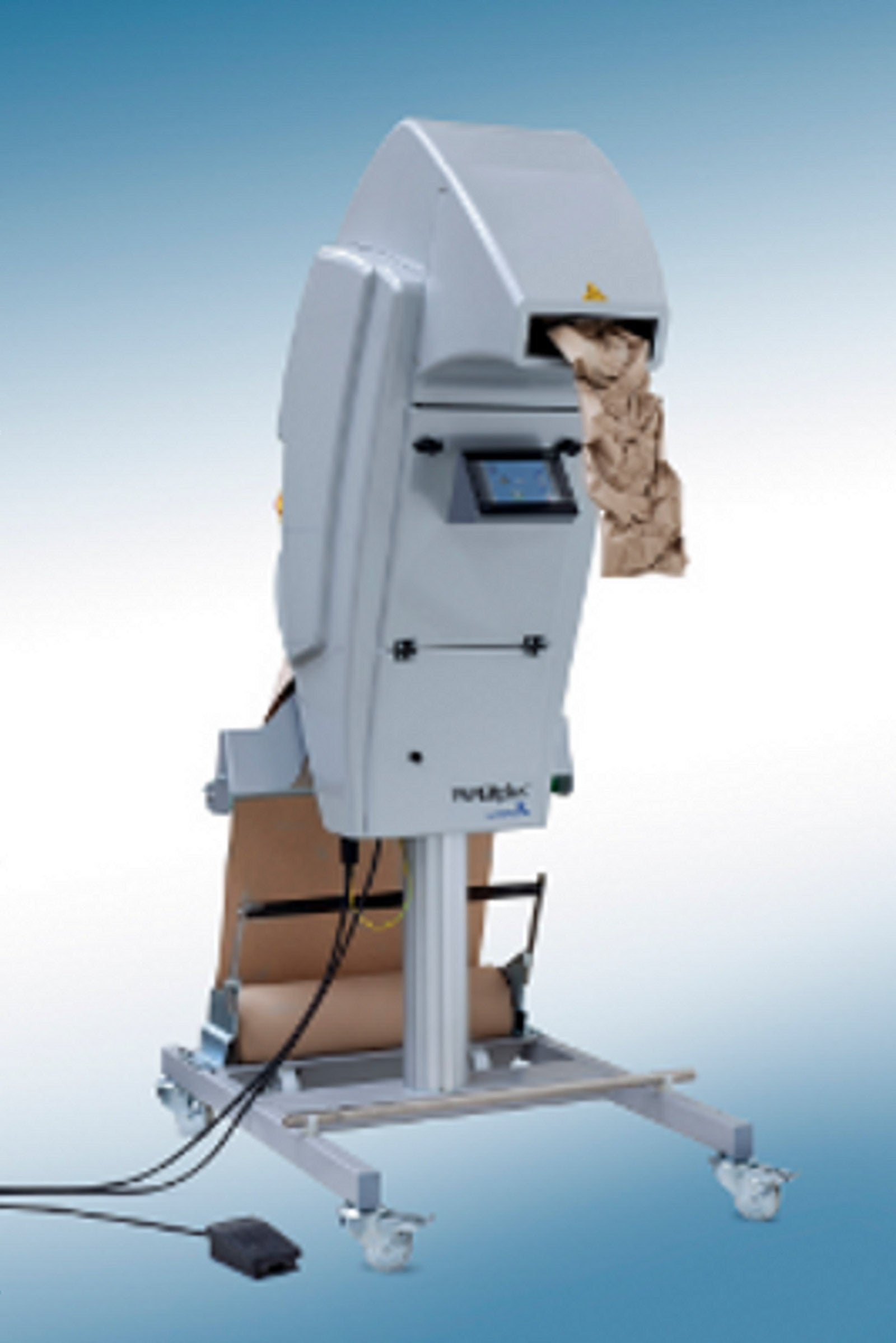 protective packaging machine